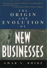 Resumen de El Origen y Evolución de los Nuevos Negocios