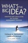 Resumen de ¿Cuál es la gran idea?