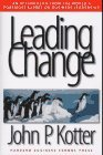 Resumen de Liderando el cambio