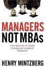 Resumen de Gerentes, no MBAs