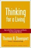 Resumen de Ganarse la vida pensando