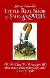 Resumen de El librito rojo de respuestas sobre ventas