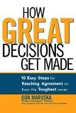 Resumen de Cómo se toman las grandes decisiones