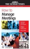Resumen de Cómo dirigir reuniones