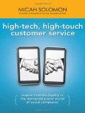 Resumen de Servicio al cliente de alta tecnología y personalizado