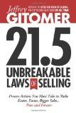 Resumen de Las 21.5 reglas inviolables de las ventas